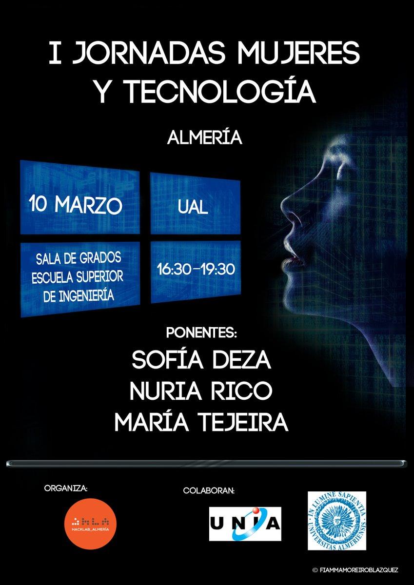 I Jornadas Mujeres y Tecnología