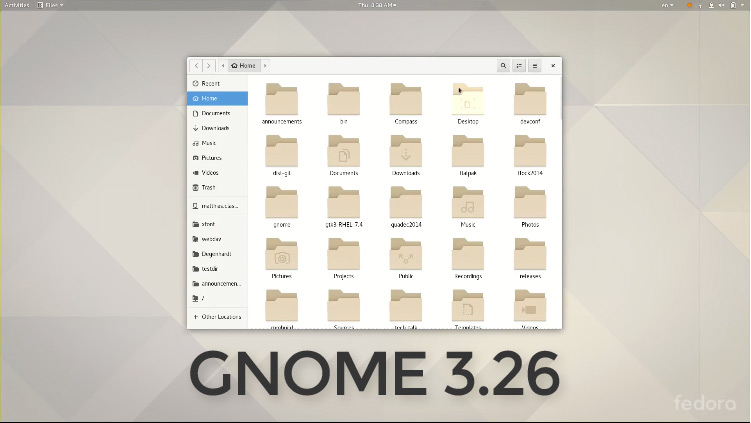 See What's New in GNOME 3.26