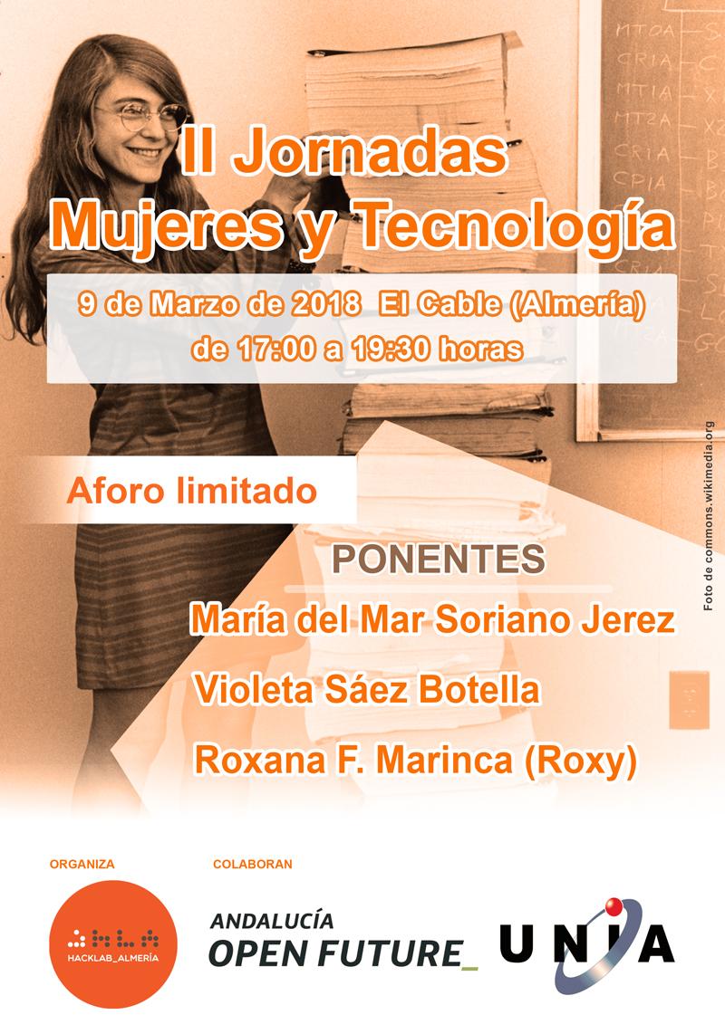 II Jornadas Mujeres y Tecnología