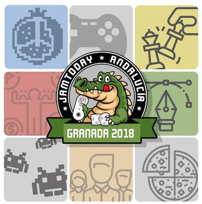 JamToday Granada Logo